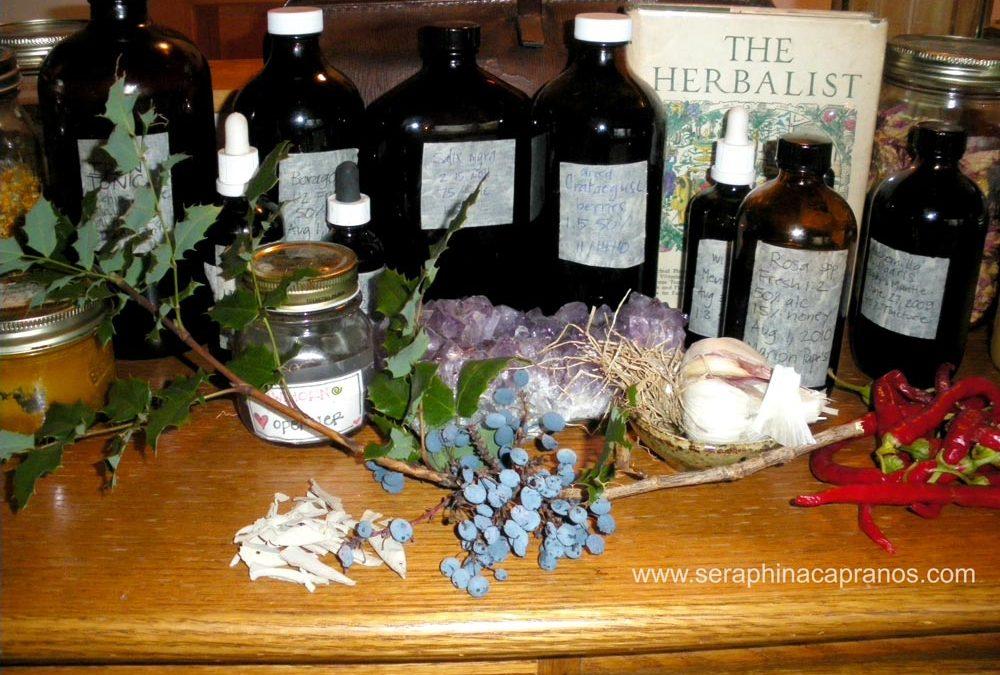 Autumn Rituals: a respiratory tonic